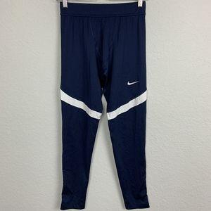 Nike Man Legging Sport Blue Sz: M